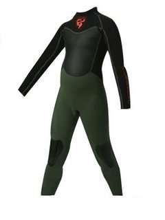Trajes De Neoprene Mission 3.2mm Thermoskin De Niño