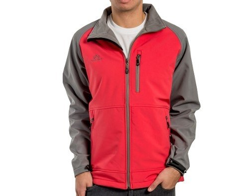 Campera Athix Softshell Cloud Men Hombre Respirable