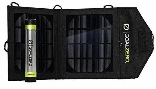 Bateria Portatil Recargable + Panel Solar Goal Zero Switch 8 - comprar online