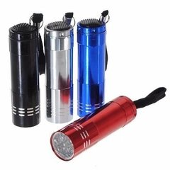 Combo Gas Pimienta Spray 110ml + Linterna Led Mini Portable - comprar online