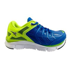 Zapatillas Para Niño Athix Royal/amarillo Running