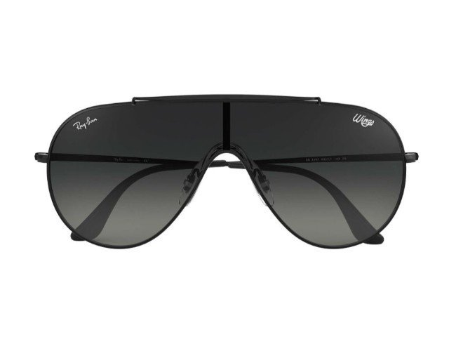 cda9eae97eb Ray-Ban RB3597 002 11 01-33 Wings Preto - Unique Outlet