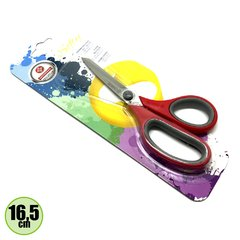 Tesoura Multiuso 6 1/2 in, 16,5 cm Softy Creative Mundial