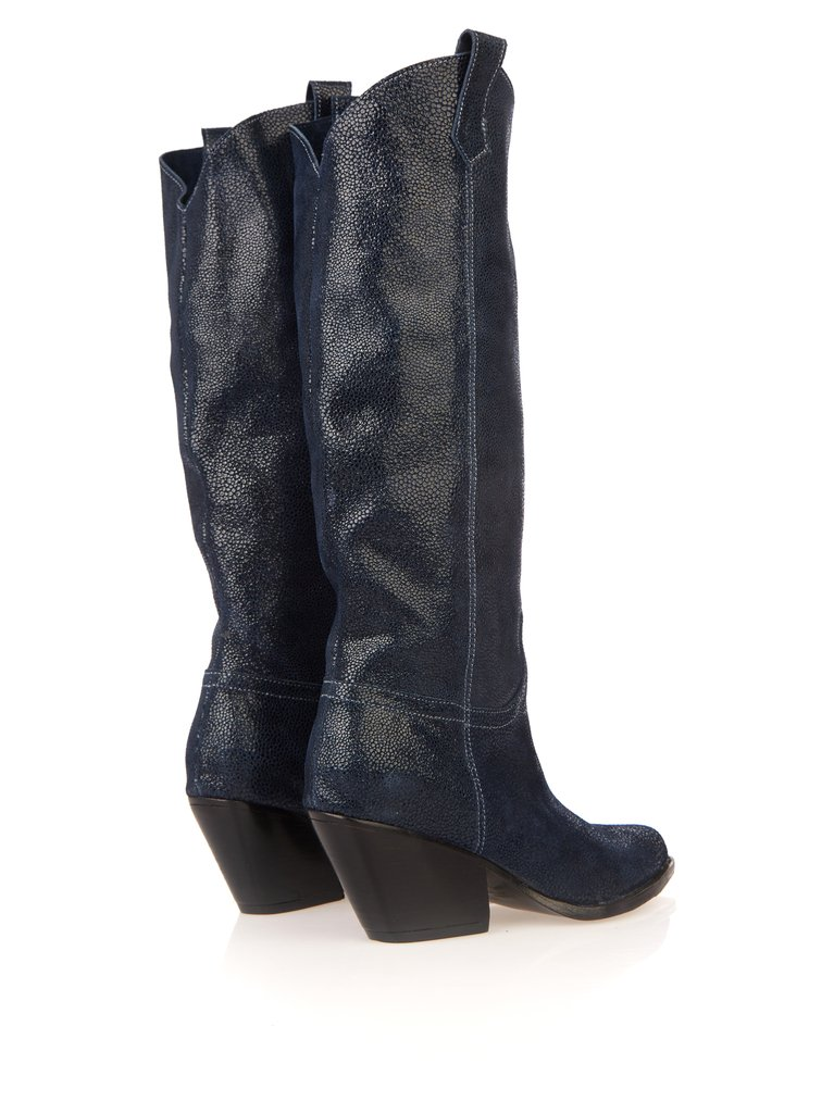 BOTA TEX RO NAVY BLUE en internet