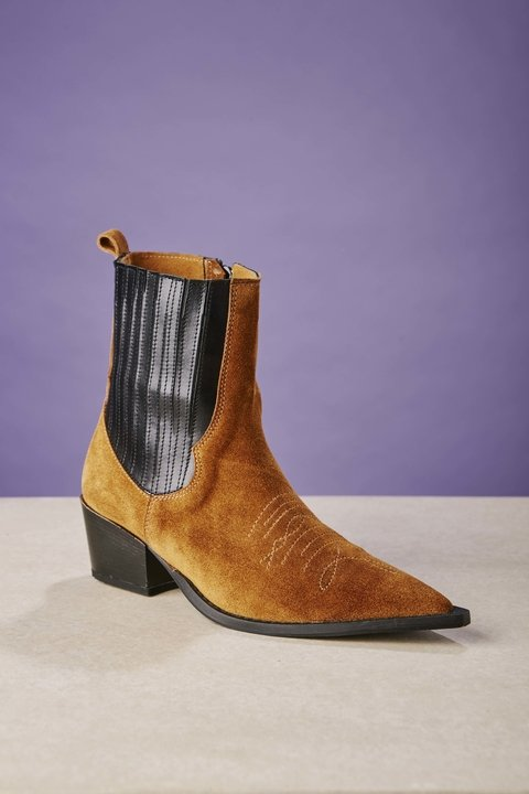 TEX LUCY OCRE BLACK