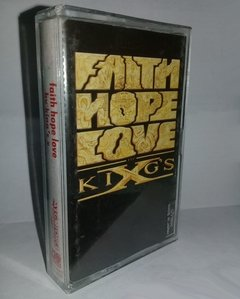 KING'S X - Faith Hope Love (cassete)