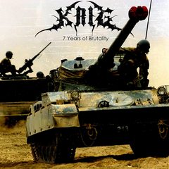 KRIG - 7 Years of Brutality