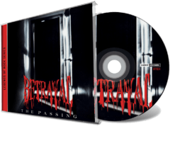 BETRAYAL - The Passing (remasterizado) - comprar online