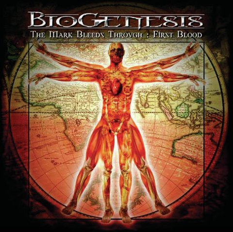 BIOGENESIS - The Mark Bleeds Through: First Blood