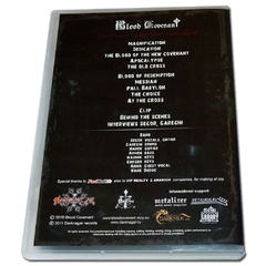 BLOOD COVENANT - Live Concert At Yerevan / The Blood Of The New Covenant (DVD) - comprar online