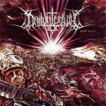 DEMONICIDUTH - The Valley Of Decision