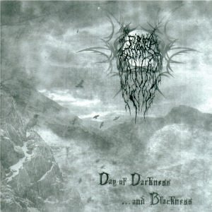 FIRE THRONE - Day of Darkness... and Blackness