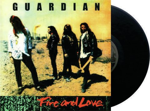 GUARDIAN - Fire and Love (VINIL)