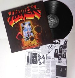 HAVEN - Your Dying Day (vinil preto) - comprar online