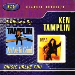 KEN TAMPLIN - An Axe to Grind / Soul Survivor