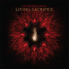 LIVING SACRIFICE - The Infinite Order (segunda mão)