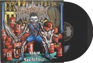 MORTIFICATION - Realm of the Skelataur