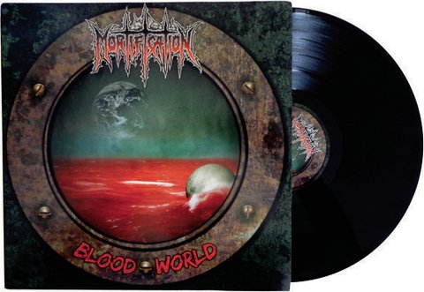 MORTIFICATION - Blood World