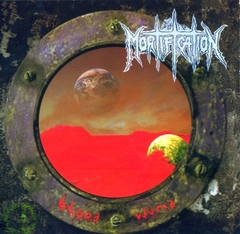 MORTIFICATION - Blood World (Metal Mind Prod Version)