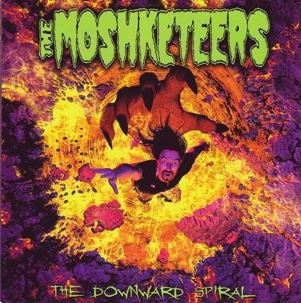 THE MOSHKETEERS - The Downard Spiral
