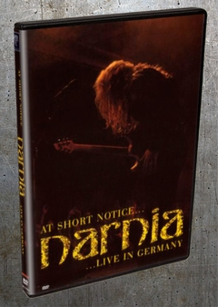 NARNIA - At Short Notice... Live in Germany (DVD)