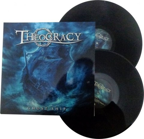 THEOCRACY - Ghost Ship (vinil duplo preto)