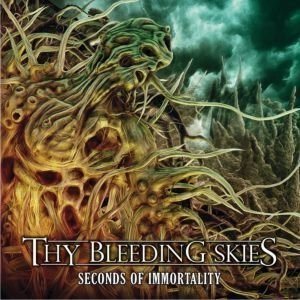 THY BLEEDING SKIES - Second Of Immortality