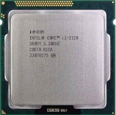 Core I3 2120 Lga 1155 3.30 Ghz 3mb