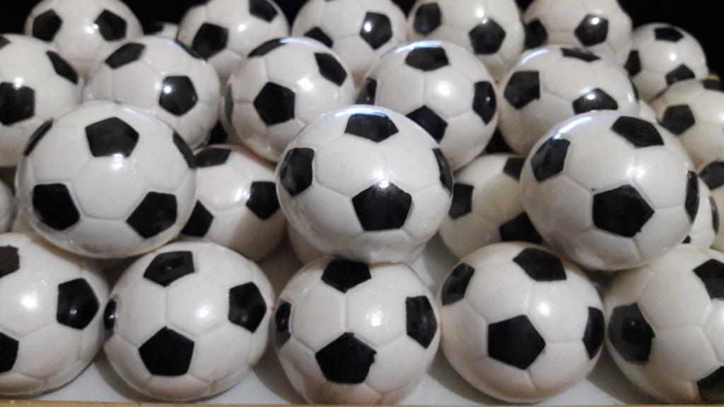 Sabonete Bola de Futebol. 0% OFF 6b16bbcf02c70