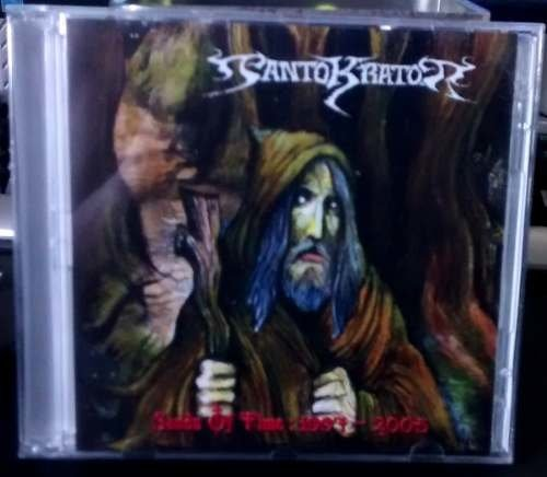 Pantokrator - Sands Of Time (cd Duplo)- Limited Edition