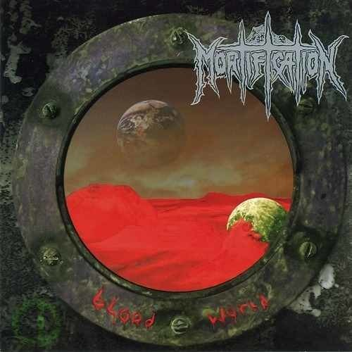 Mortification - Blood World CD (1994)