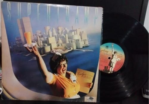 Supertramp Lp - Breakfast In America (raro) 1979