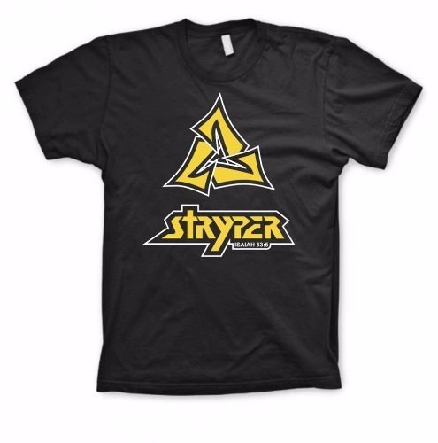 Stryper - New Logo (Camiseta)