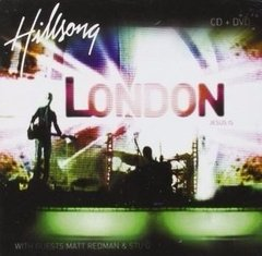 Hillsong United - CD/DVD London - Jesus Is (novo)