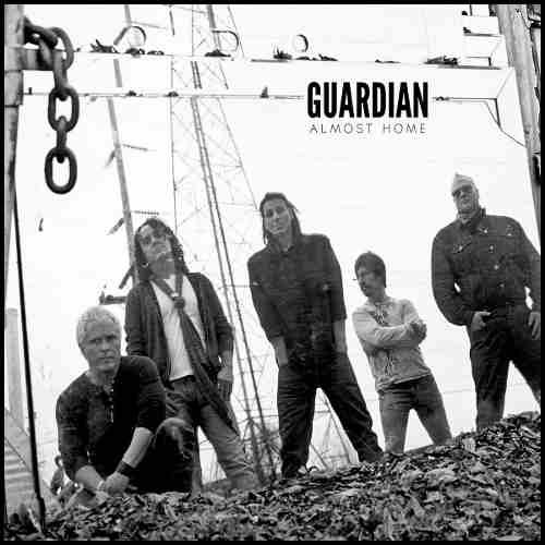 Guardian - Almost Home CD (G-MAN Records 2014) Importado
