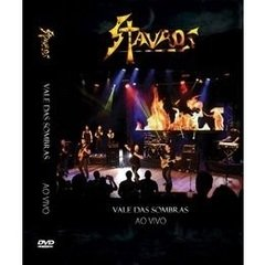 Stauros - Dvd Vale Das Sombras (Black Friday)