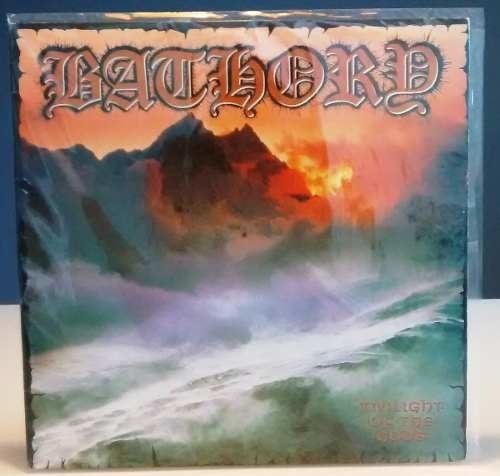 Bathory - Twilight Of The Gods (lp C/ Encarte)  Hellion - loja online
