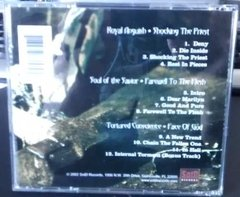 The Collection Volume 1 - tools Of The Trade (cd) Royal Anguish na internet