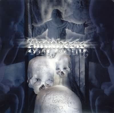 Antithesis - Dying For Life (cd Alemão Imp.) Raro
