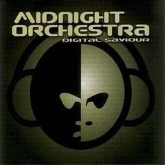 Midnight Orchestra - Digital Saviour CD (Black Friday)