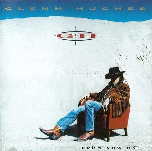 Glenn Hughes - From Now On (Roadrunner Records 1994) CD Imp. Raro
