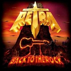 Petra - Back To The Rock CD (Sony Music 2010)  Classic Rock