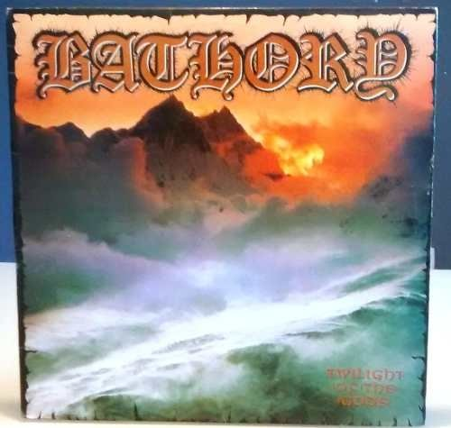 Bathory - Twilight Of The Gods (lp C/ Encarte)  Hellion