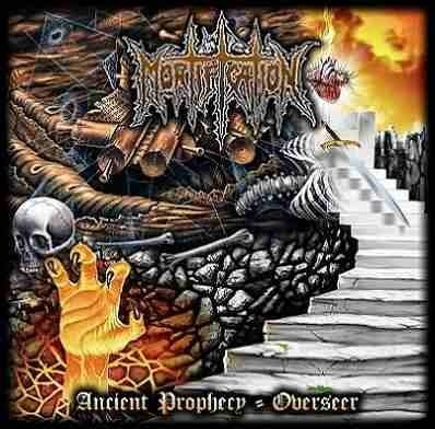 Mortification Vinil - Scrolls + Ancient Prophecy (02 Lps) na internet