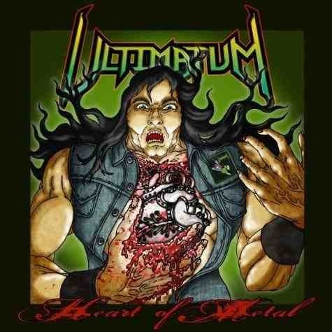 Ultimatum - Heart Of Metal Cd Lacrado - Roxx Records (2012)