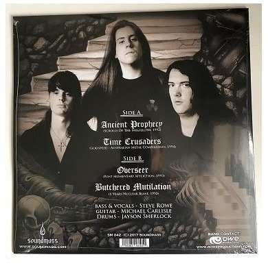 Mortification Vinil - Scrolls + Ancient Prophecy (02 Lps) - Alerta Records