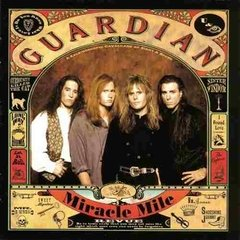 Guardian - Miracle Mile (pakaderm Records 1993) Cd Importado