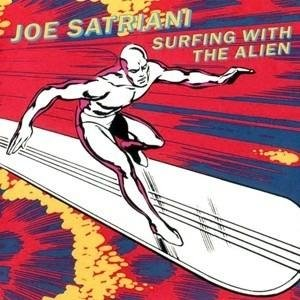 Joe Satriani - Surfing With The Alien CD (Sony 1997)