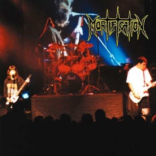 Mortification - 10 Years Live Not Dead CD (Metal Blade 2000)