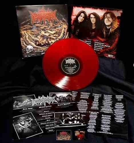 Mortification Vinil - Scrolls + Ancient Prophecy (02 Lps)